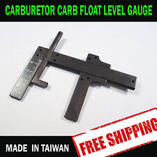 Carburetor Carb Float Level Gauge Motorcycle Tool fit any motorbike