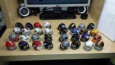 NFL Mini Helmet Riddell Collectible Helmet - PICK YOUR TEAM