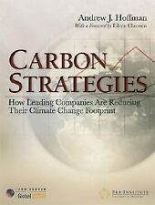 Carbon Strategies: How Leading Companies Are Reducing Their Climate Ch-ExLibrary