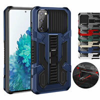 Shockproof Hybrid Armor Case For Samsung Galaxy Note 20 Ultra S21 S20 Plus Cover