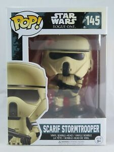 Star Wars Funko Pop - Scarif Stormtrooper - Rogue One - No. 145
