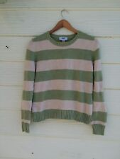 Old Navy Sweater Woman Size Medium  Ivory Green