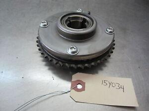 15Y034 Intake Camshaft Timing Gear 2012 Mazda 3 2.0 PE01124X0