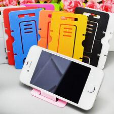 5x Universal Mini Card Desk Phone Holder For Iphone 6 Plus 5s Phone Holder PL