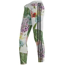 Adidas Originals - TIGHT 3-ST TRAINING FLORAL - LEGGINGS CASUAL - art.  AJ8879