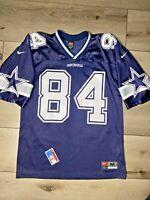 Joey Galloway Dallas Cowboys Jersey size M Mens Nike Vintage NFL Football Dak 84