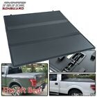 FIT FOR 05-2015 TOYOTA TACOMA 5FT SHORT BED HARD LOCKING TRI-FOLD TONNEAU COVER