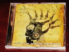 Chaos Engine Research: The Legend Written By An Anonymous Spirit Of Silence CD