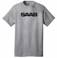 Saab Logo 2 T-shirt 9-3 900 9-5 Aero Scania Swedish Cars racing Scandinavian
