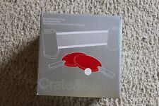 NEW in Box Crate & Barrel Dining Table Ping Pong Travel Table Tennis