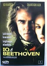 Dvd Io e Beethoven con Diane Kruger e Ed Harris 2006 Usato