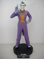 DC DIRECT JOKER MAQUETTE/STATUE #95/1400 MIB BATMAN ANIMATED SERIES Figurine toy