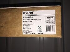 Wheelock LHSWC3 Eaton Exceder LED Horn Strobe Ceiling Mount White