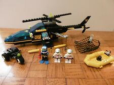 Lego lot vintage Town RES-Q 6462 Aerial Recovery complet
