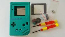Custodia Completa + Schermo Compatibile Game Boy Classic Green New/Nuovo