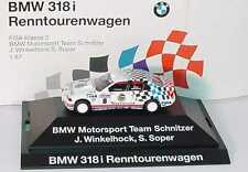 1:87 BMW 3er 318i E36 FISA Kl. 2 Renntourenwagen 1993 Schnitzer Winkelhock Soper
