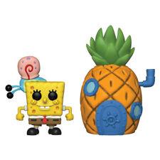 Spongebob W/ Ananas Home Oversized Pop #02 Vinyl Figure Funko