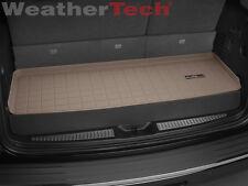 WeatherTech Cargo Liner Trunk Mat for Tahoe/Escalade/Yukon - Small - Tan