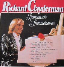 RICHARD CLAYDERMAN - ROMANTISCHE SFEERMELODIEEN - DEEL 1 - CD