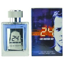 24 Live Another Day by Scent Story EDT Spray 3.4 oz