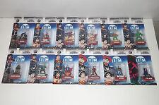 Lot 12 Jada Nano Metalfigs Batman DC1 Harley Quinn Green Lantern Wonder Woman