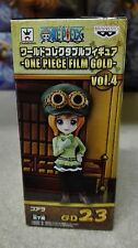 ONE PIECE WCF FILM GOLD Vol. 4 KOALA FIGURA FIGURE 23 NEW NUEVA