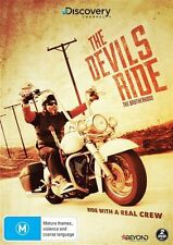 The Devils Ride - Brotherhood (DVD, 2015, 2-Disc Set)-REGION 4- Free postage