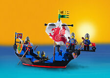1992 LEGO Castle Black Knights Sea Serpent 6057 COMPLETE with Box and Manual