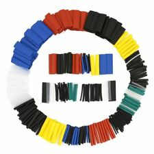 Heat Shrink Tubing 2:1, Electric Insulation Tube Heat Shrink Wrap Cable Sleeve