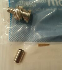 L-Com Bac836A-59 Conn Bnc M Rg59 & Rg62 Crimp (qty:2)