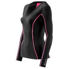 Abbigliamento sportivo da donna in nylon nero taglia M