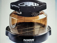 New NuWave Pro Plus Infrared Oven Model 20603 + Accessories + Pizza Kit *Nice!*