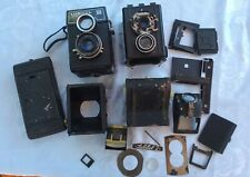 Job Lots Parts For Vintage Cameras For Repairs/projects