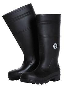 Blaklader Safety Wellington Boot (Steel Toecap & Midsole) - 2420