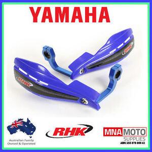 YAMAHA WR450F RHK XS ENDURO HANDGUARDS MX HAND GUARDS - BLUE WRF450