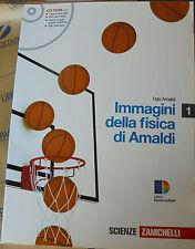 IMMAGINI DELLA FISICA DI AMALDI VOL.1 senza Cd - UGO AMALDI - ZANICHELLI