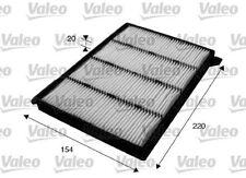 VALEO Innenraumfilter Pollenfilter Subaru Impreza + Forester