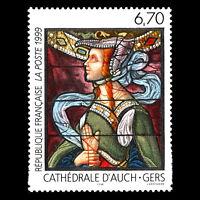 France 1999 - Religious Art - Sc 2702 MNH