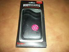 BodyGuardz Premium Leather Pocket Case for iPhone 5 - Black   BZ-KI5CB-0912
