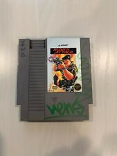 RUSH'N ATTACK - NES Game Cartridge - Nintendo Entertainment System - 1987