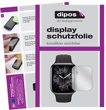 6x Apple Watch Series 4 40mm Schutzfolie klar Displayschutzfolie Folie Display