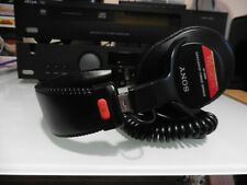 Sony MDR-V6 Headband Headphones - Black - Used - Excellent Condition