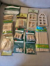 Dollhouse Building Materials
