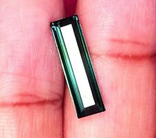 2.23cts Unbelievable Luster Natural  Blue Green Tourmaline Loose Gemstone