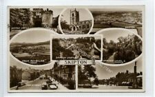(Ld8310-475) RP, Multiview of SKIPTON, 1951 Used G-VG