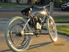custom cruzzer whizzer motorbike