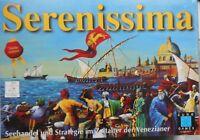 SERENISSIMA   /   EURO GAMES    (gebraucht oder neu)