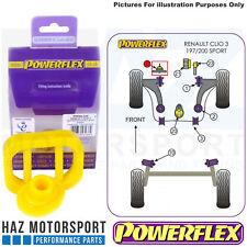 Powerflex Boite De Vitesse Bush Insert pour Renault Clio Mk Sport 197/200 + Megane Mk2 RS