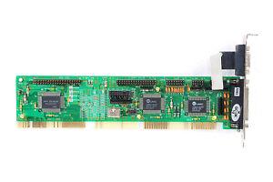 3292PUV-C CAR Multi Controller Parallel Serial ISA Adapter Card
