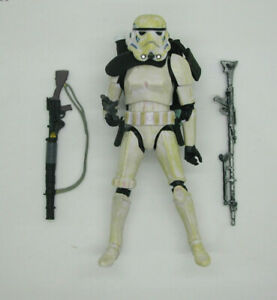 """Star Wars Black Series 6"""" Action Figure sandtrooper new,but without box A60B"""